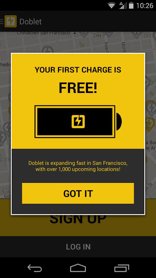 Doblet - screenshot