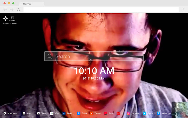 markiplier HD New Tabs Popular Stars Themes