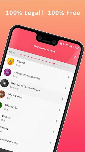 most popular ringtones - best ringtones 2019 screenshot 3