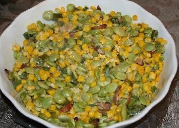 Southern Succotash Recipe