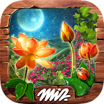 Hidden Objects Mystery Garden – Fantasy Games Icon