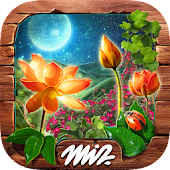 Hidden Objects Mystery Garden