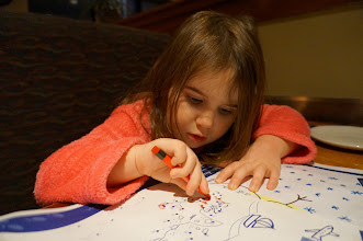 Photo: Drawing at Legal Seafoods Logan Airport, Terminal C