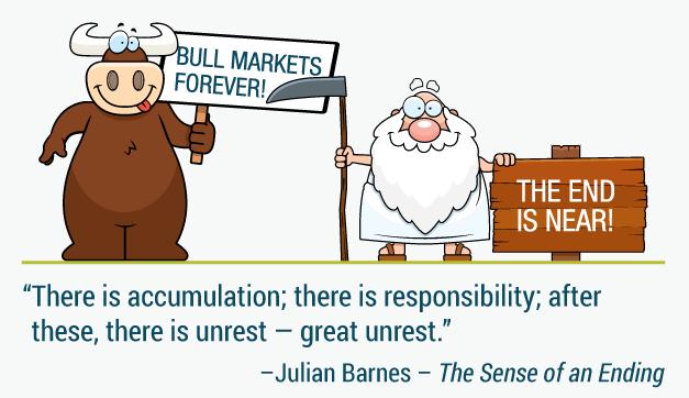 Существуют предсказания, что на рынках есть масса людей, готовых заработать на обвале рынка облигаций, поскольку нулевая и отрицательная доходность считается неустойчивой