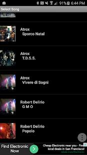 Punk Rock DJ - Music Player Screenshot 3
