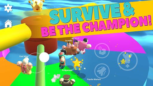 Fall Beans Multiplayer Party Race apkdebit screenshots 5