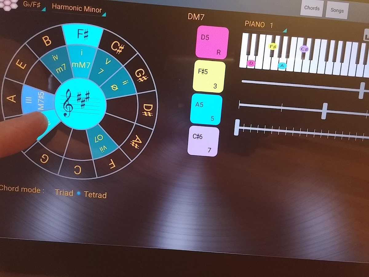 7pad chords and scales android apps on google play 7pad chords and scales screenshot hexwebz Image collections