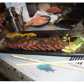 Teriyaki Beef.
