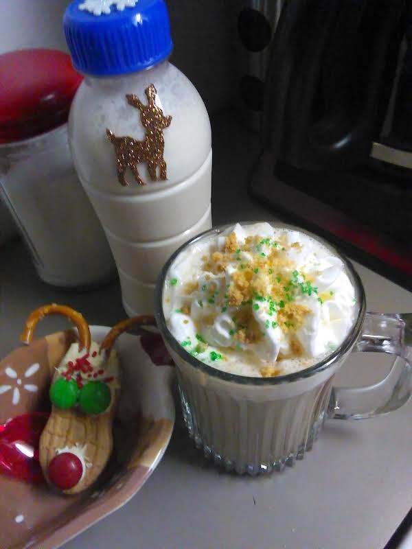 Pb Reindeer Cookie Coffee