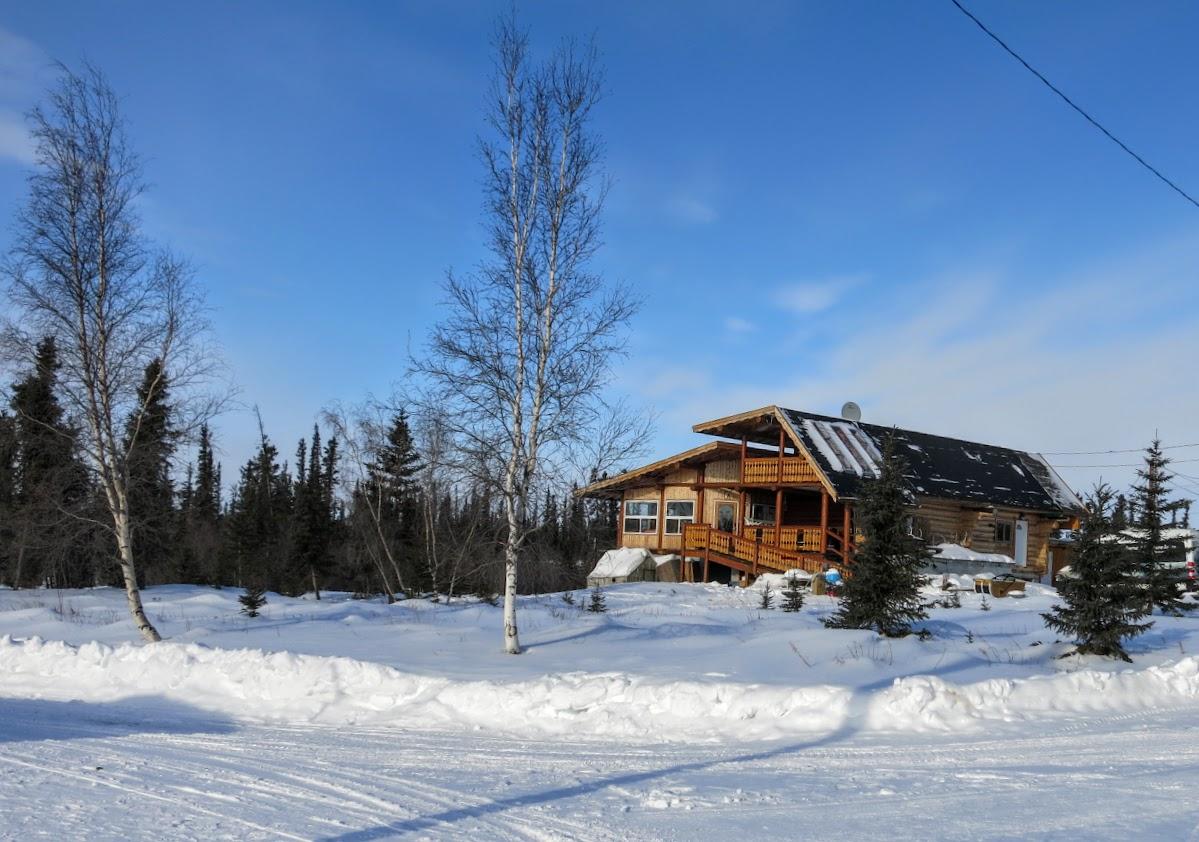Arctic Chalet's Main House