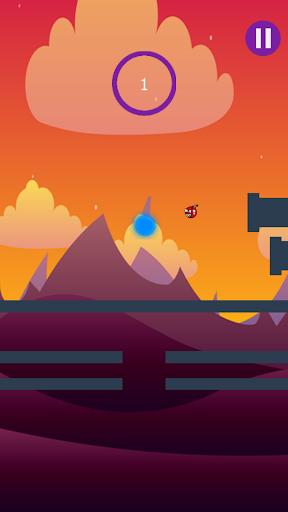 Rock Ball: Fall Down Ball Hop Tap Jumper screenshot 11