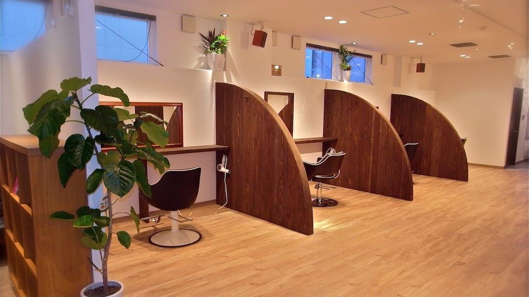Hair&Make nico Nagasaki 諫早市の半個室美容室