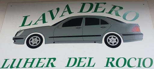 Logo Lavadero Luher del Rocío