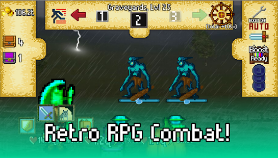 Wizard's Wheel: ReRolled- screenshot thumbnail
