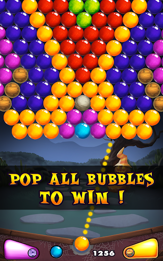 Bubble Halloween Screenshot