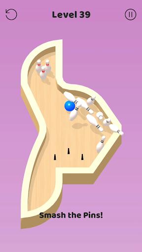 Mini Bowling apktram screenshots 5