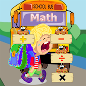 Math game for 1st graders