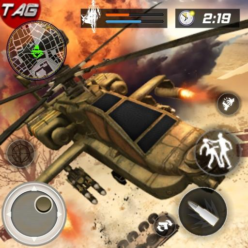 Gunship Sandstorm Wars 3D file APK Free for PC, smart TV Download