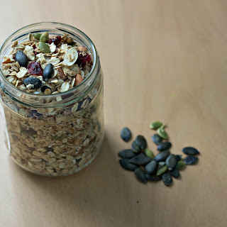 The Easiest Homemade Granola