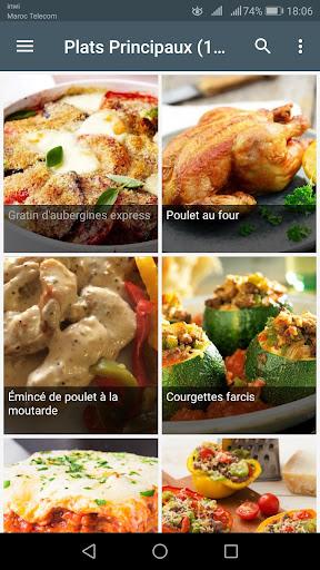 idee repas screenshot