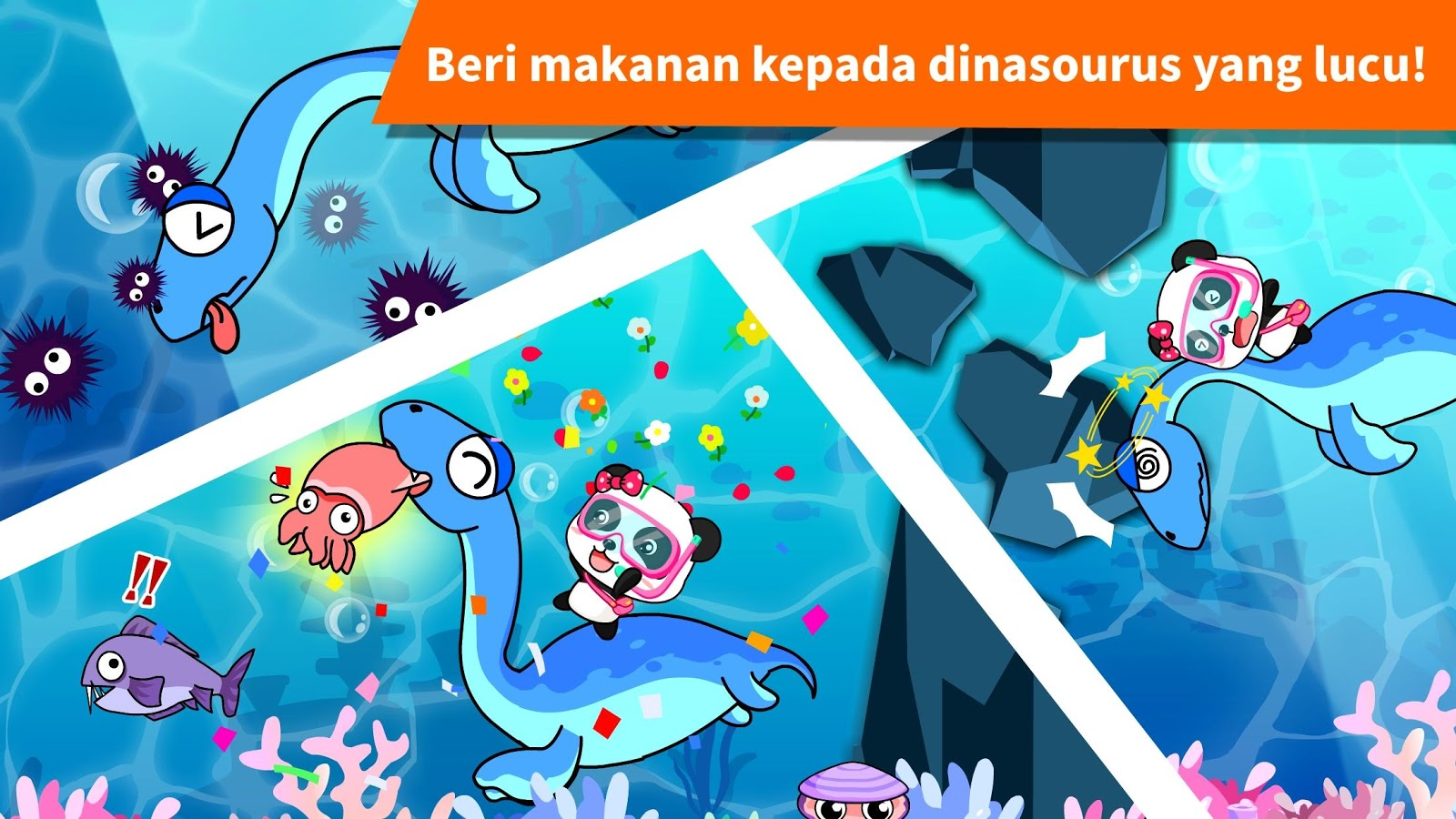 Planet Dinosaur Apl Android Di Google Play