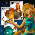 Magic Cards Solitaire (german) icon