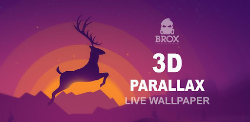 3D Parallax Nature Live Wallpaper