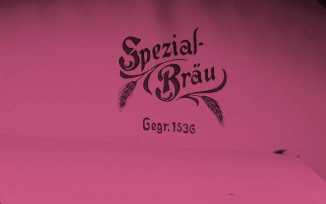 Spezial Brau, Bamberg