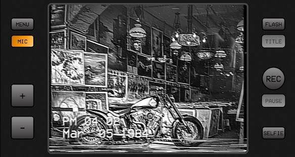 Download 1984 Cam – VHS Camcorder, Retro Camera Effects APK