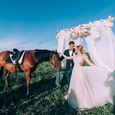 Свадебный фотограф Анастасия Мышенкова (photonaya). Фотография от 27.10.2017