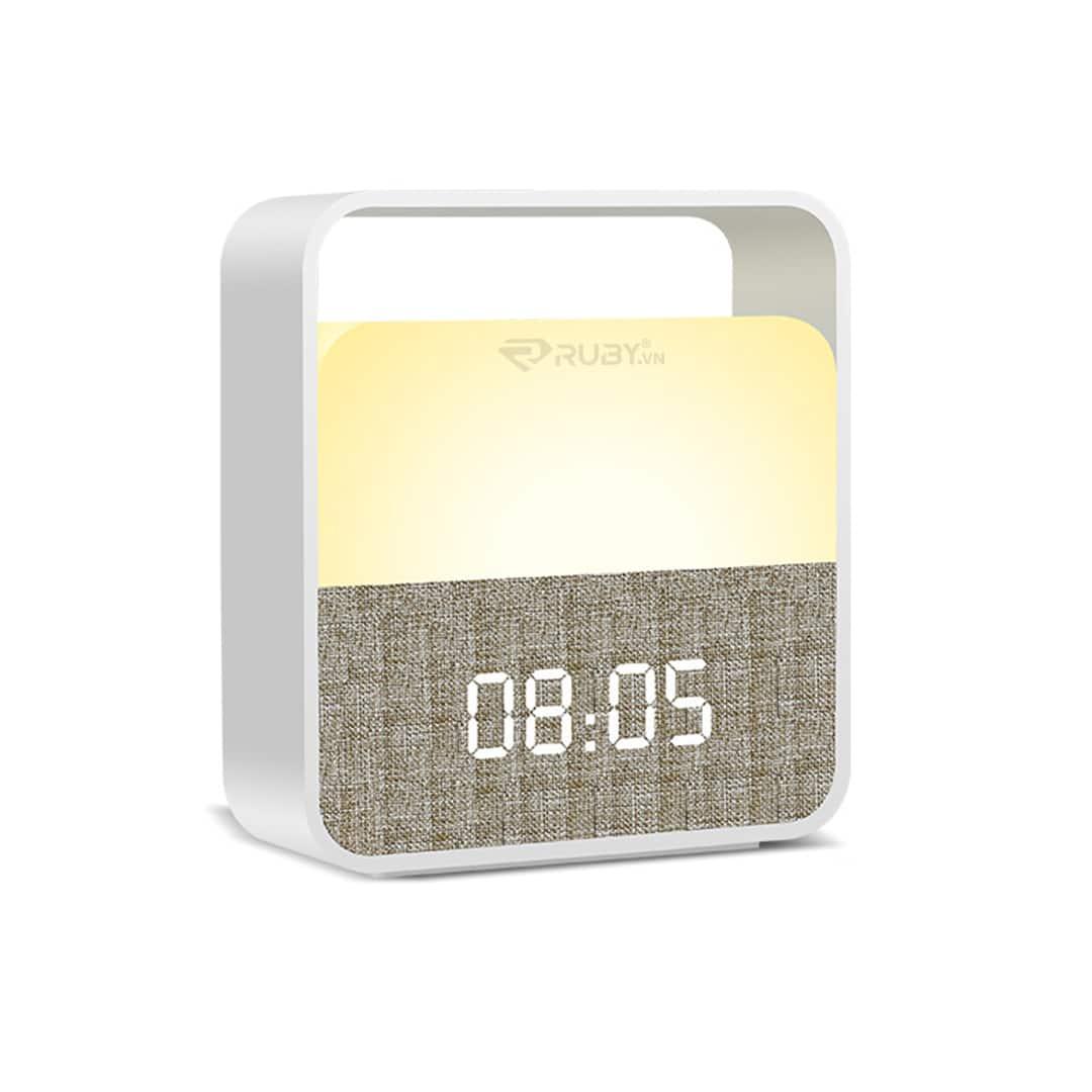 Đồng hồ báo thức kiêm đèn ngủ Midea X901 giải pháp hoàn hảo dành cho bạn