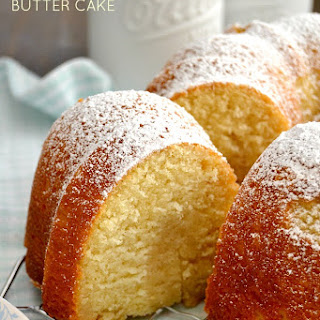 Best Butter Cake In The World Recipes.