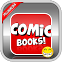 funny comic collection icon