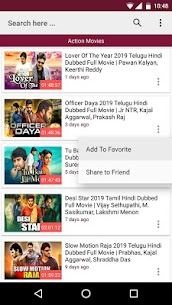 Indian Movies 🇮🇳भारतीय फिल्म, Free Movie & Music App Download For Android 5
