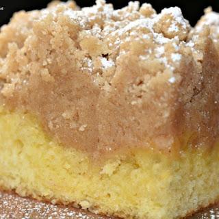 Shortcut Crumb Cake.
