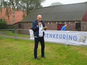 Photo: Opening door voorzitter Kees van Dongen.