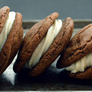 Better-Than-Oreos With Cream Cheese Icing [Vegan].