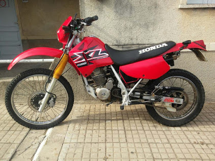 Honda XL 200-manual-taller-despiece-mecanica