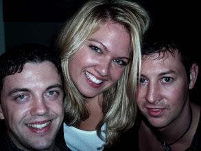 Photo: Troy Cook Jr., Christina Cochran & John Carter in Macon GA 2008