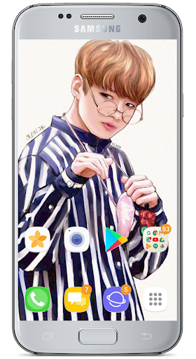 BTS Wallpapers Kpop HD 1.0.3 screenshots 7