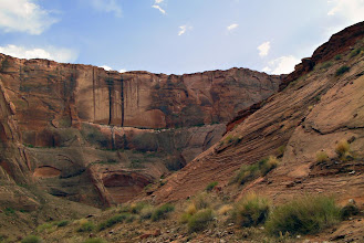 Photo: Horseshoe Bend landscape view. By Tim Connelly.
