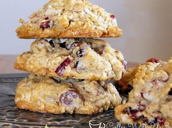 Craisin Breakfast Cookies Recipe