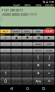 Panecal Scientific Calculator- screenshot thumbnail