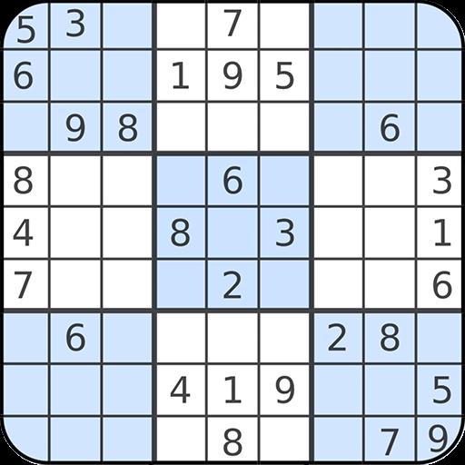 Sudoku - Free Classic Sudoku Puzzles Icon