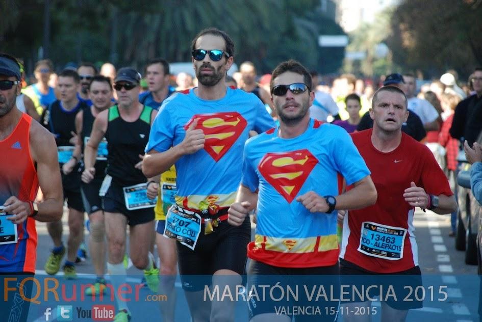 Maratón de Valencia 2015