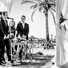 Wedding photographer Daniel Villalobos (fotosurmalaga). Photo of 09.12.2017