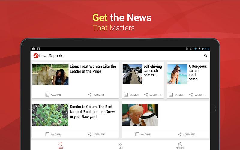 News Republic Screenshot 8