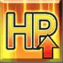 最大HPアップ