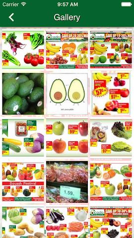 android Avocado Fruits Screenshot 1