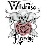 Logo for Wildrose Brewing Company